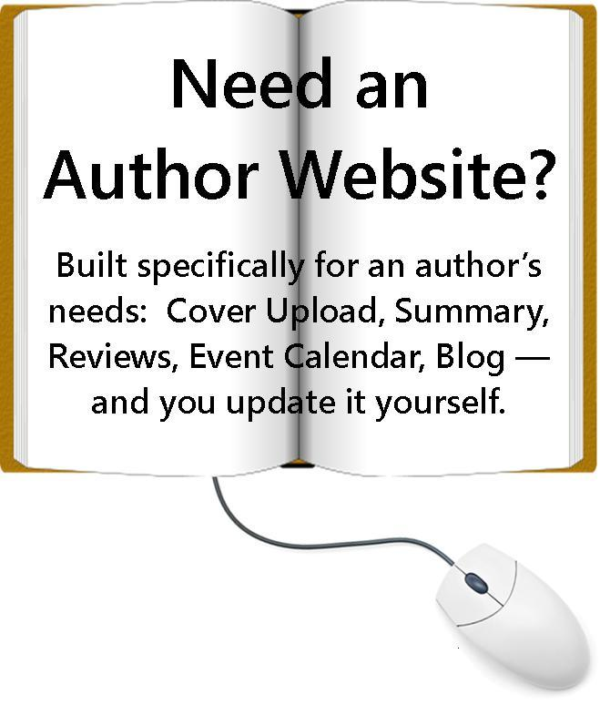 Website Built for Authors