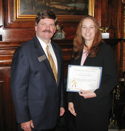 Illinois State Historical Society Awards